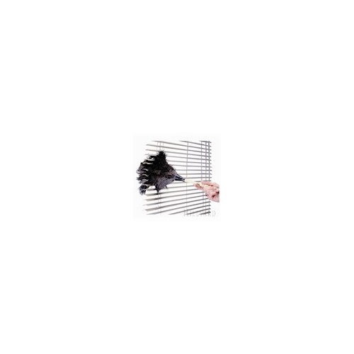 Duster 34in. African Feather Duster - Brown Ostrich Feathers