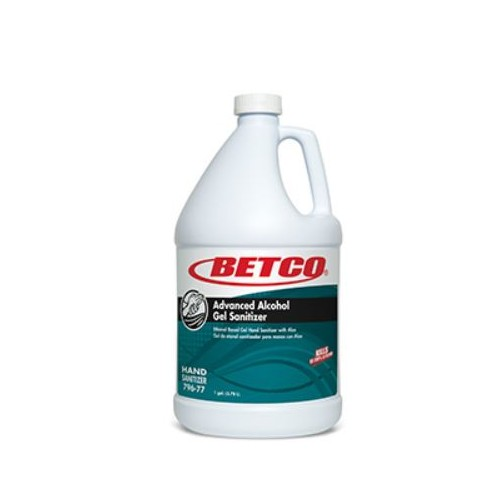 Betco ADVANCED ALCOHOL GEL SANITIZER
