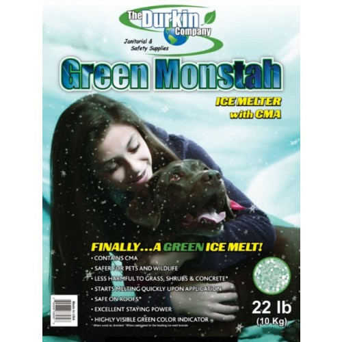 *Ice Melt, Green Monstah-50#