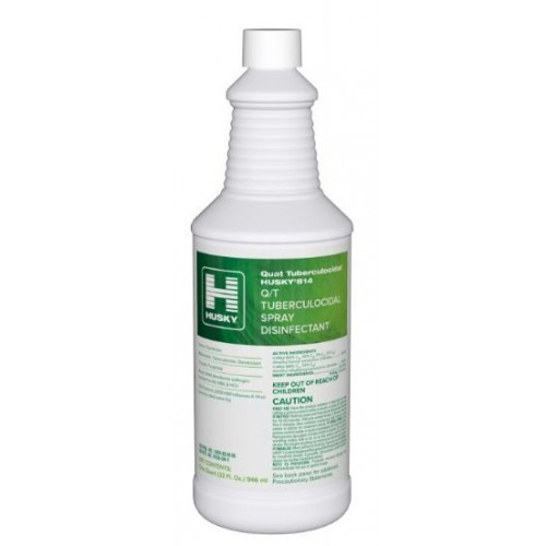 Husky 814 Q/T Tuberculocidal Spray Disinfectant Cleaner