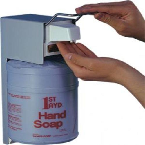 Blue Pumice Hand Cleaner.