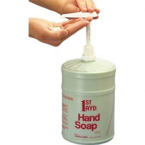 Lemon/Lime Hand Cleaner.