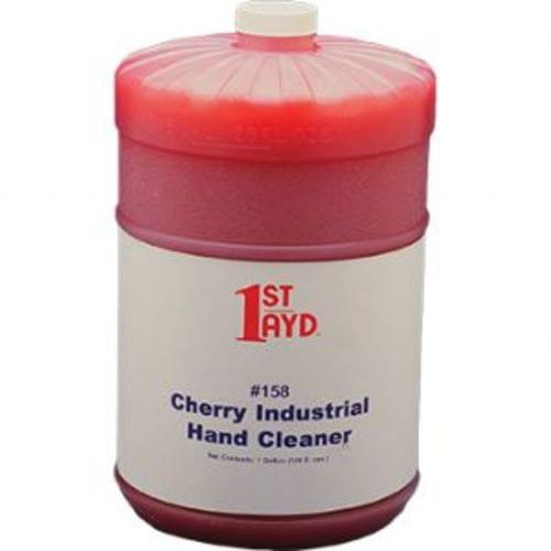 Cherry Scrub Hand Cleaner w/ Pumice 8 x 1 gallon/case