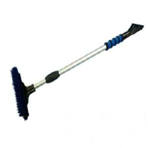 "Telescoping Snow Brush 48"" Max Extension 6/case"