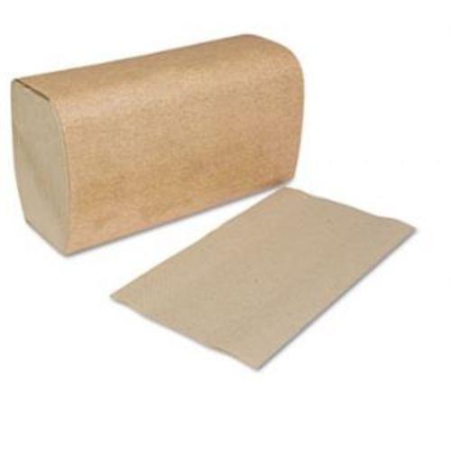 Natural Single Fold Towel 16x250/cs