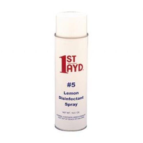 Lemon Disinfectant Spray 24x15.5 oz/cs