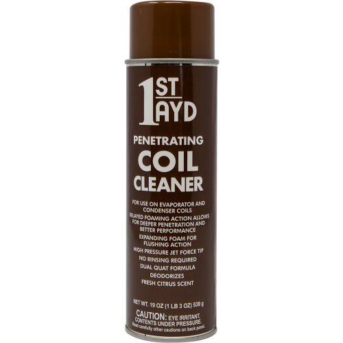 Penetrating Coil Cleaner