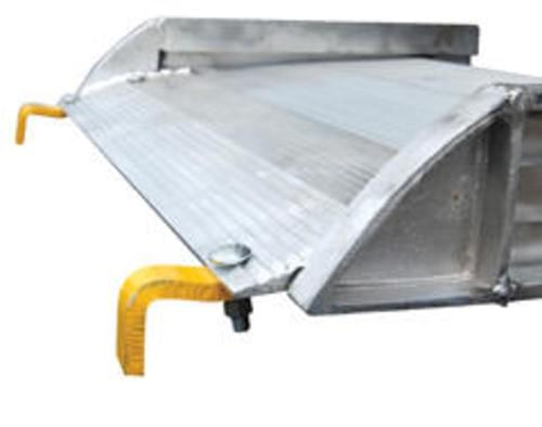 Alum Walk Ramp Hook Style 108 X 38 In