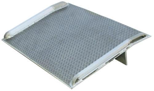 Aluminum Truck Dockboard 20000 Lbs 84X60