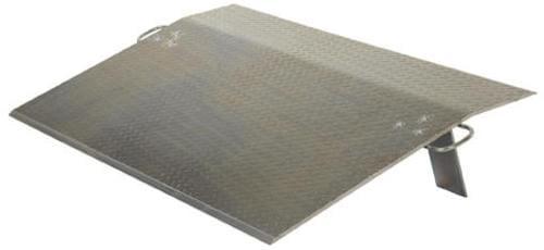 Aluminum Econo Dockplate 1/2 5.9K 72X48