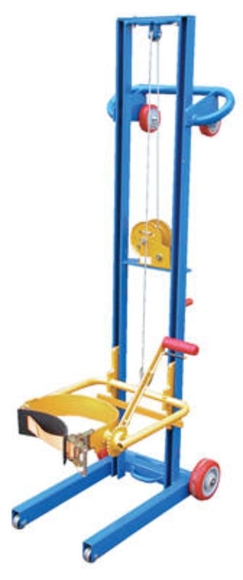 Variable Height Pail Dumper 200 Lb Cap
