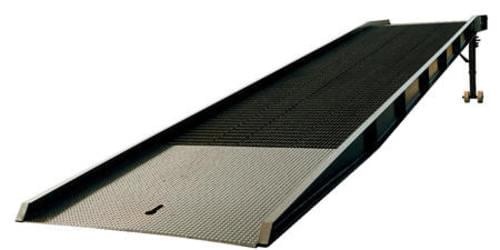 Steel Yard Ramp Overlap Style 25K 85X36