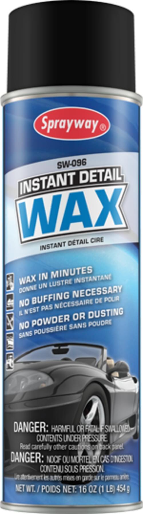 20 oz. Instant Detail Wax