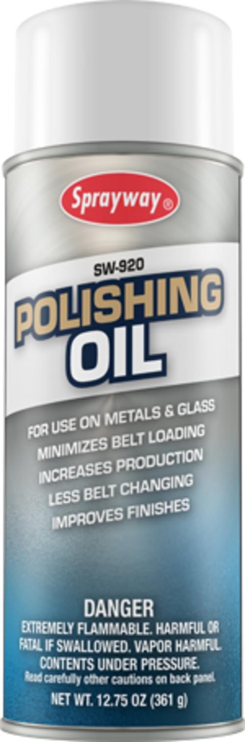16 oz. Polishing Oil