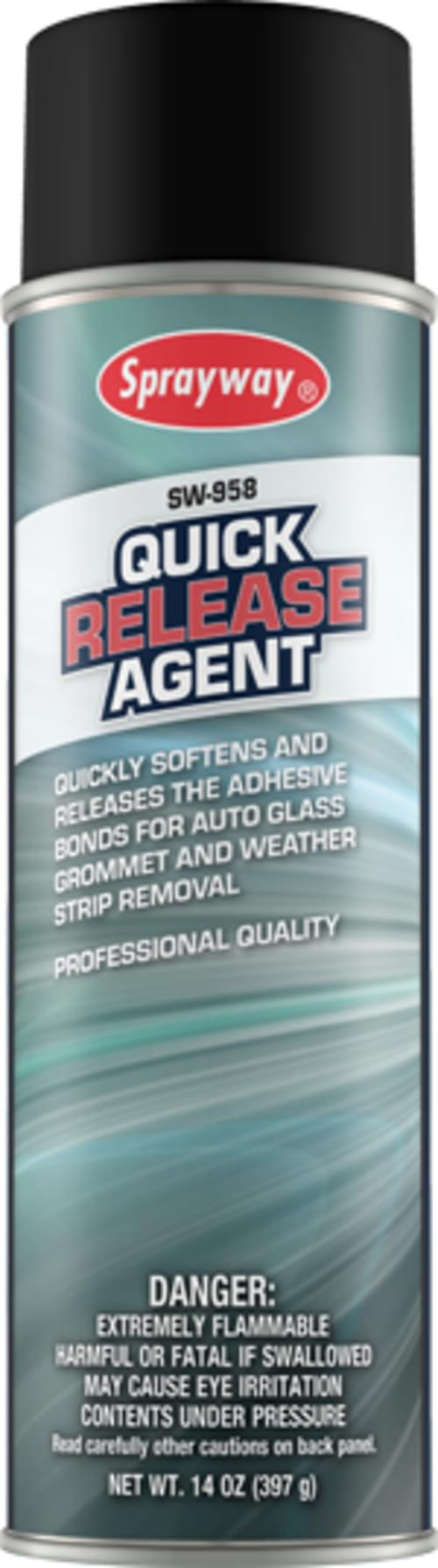 20 oz. Auto Glass Quick Release Agent