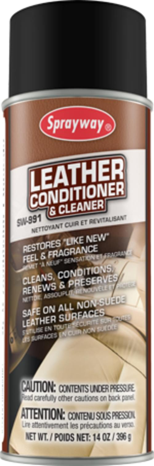16 oz. Leather Cleaner & Conditioner