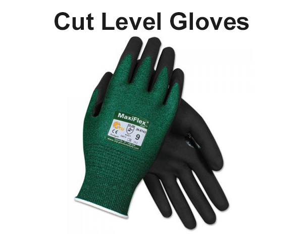 Cut Level Gloves - SafetyExports.com