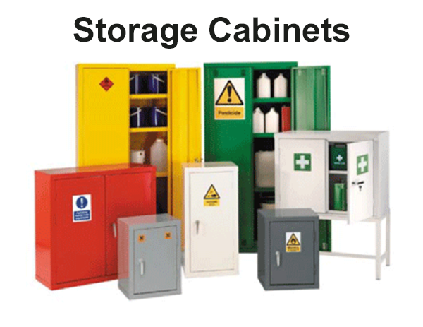 Storage Cabinets - SafetyExports.com