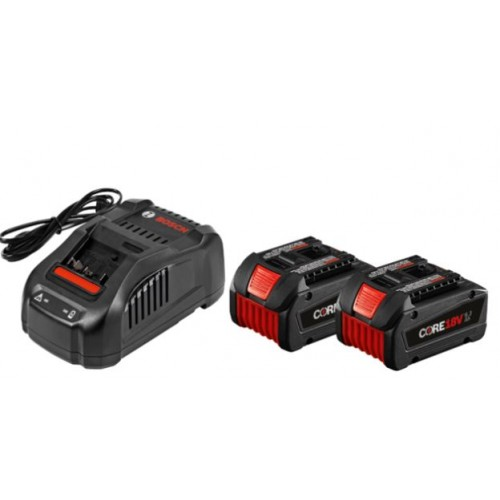 18 V CORE18 V Starter Kit with (2) CORE18 V 6.3 Ah Batteries