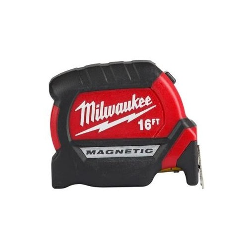 Milwaukee 16Ft Compact Magnetic Tape Measure
