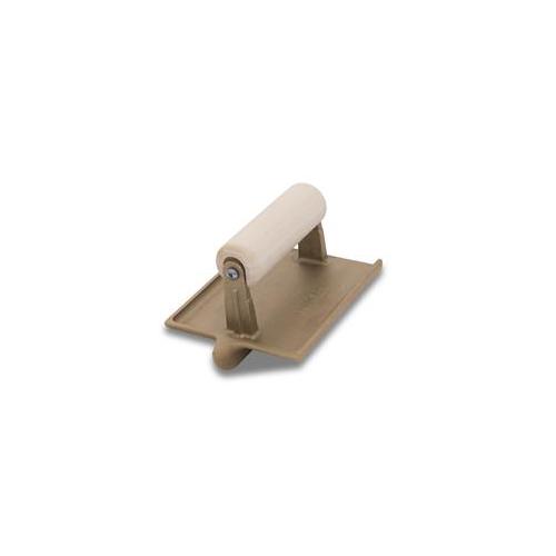 Bronze Groover; 6 X 4 1/2; 3/4D, 3/8W, 1/4R-Wood Handle