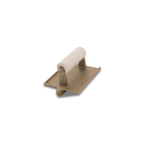 Bronze Groover; 6 X 4 1/2; 1 1/4D, 1W, 1/2R-Wood Handle
