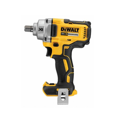 "DEWALT 20V MAX XR 1/2"" Cordless Brushless Impact Wrench"