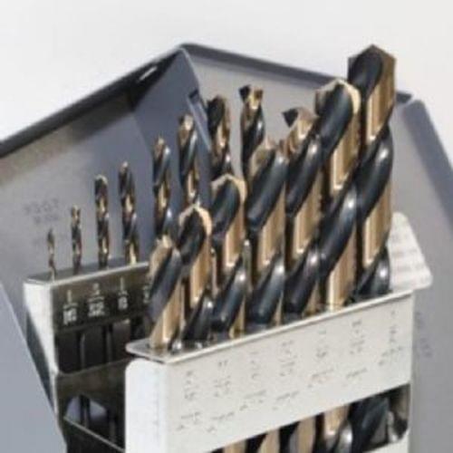 Champion 15 Pc XGO   XG38, 3/8'' Shank Drill Bit Set in Metal Case