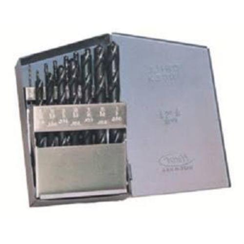 Champion 15 Pc 705SP Split Point Drill Bit Set in Metal Case