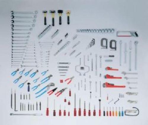 Wright Tool 256 Pc Intermediate Set, including WT796