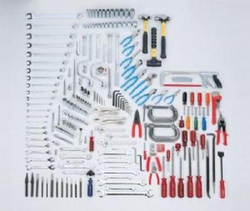 Wright Tool 220 Pc Intermediate Set, Including WT804