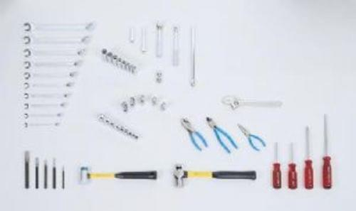 Wright Tool 54 Pc Apprentice Set, w/WT520