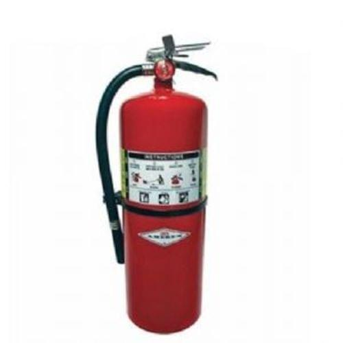 20 lb ABC Dry Chemical Fire Extinguisher (10A:120B:C), Multi-Purpose