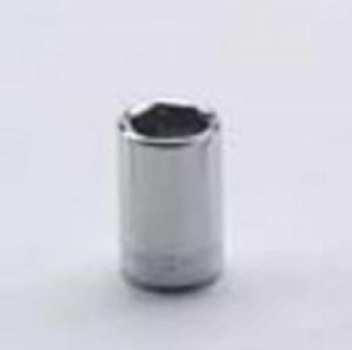 Wright Tool 1/4'' Drive, 4mm 6 Pt. Standard Metric Socket