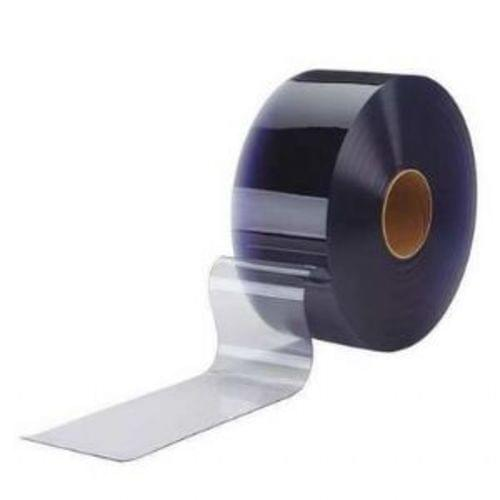 FLEXIBLE BULK ROLLS, SMOOTH, 6IN, CLEAR, PVC