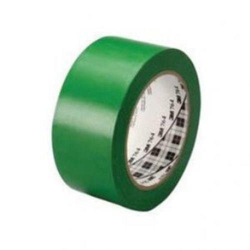 """3M 2 """" X 36 yd Green Series 764 5 mil Vinyl Marking Tape, Q43613"""