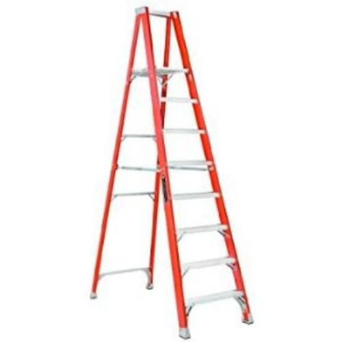 Louisville Ladder 8 ft Platform Louisville Fiberglass Platform Step Ladder