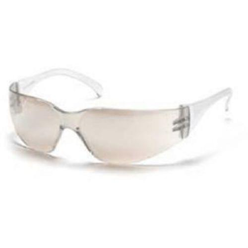 Pyramex Intruder Safety Glasses - Indoor/Outdoor Lens, Indoor/Outdoor Frame