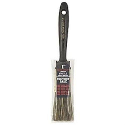 "Wooster Z1101 1 "" Factory Sale Gray China Bristle Paint Brush (10642)"