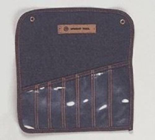 Wright Tool Denim Tool Roll - 13'' x 13-3/4''  - 7 pockets