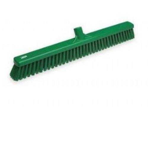 GREEN WIDE FLOOR BROOM HEAD, Q78231