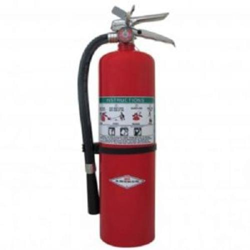10 lb ABC Dry Chemical Fire Extinguisher (4A:80B:C), Multi-Purpose