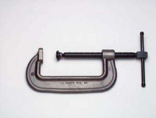 Wright Tool 2'' Heavy Service Forged C-Clamps - Test Load 7,500 lbs.
