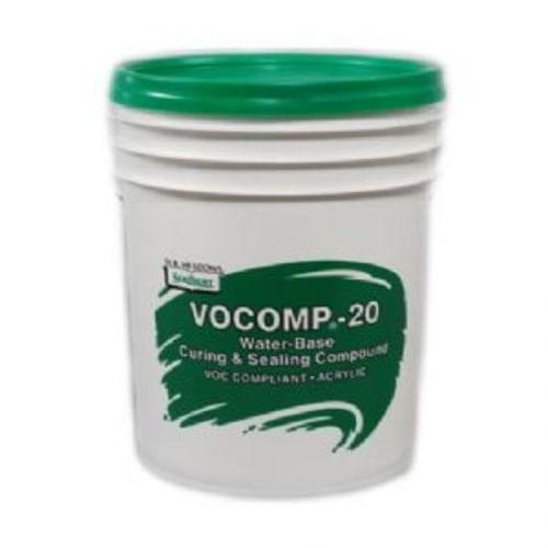 VOCOMP-20 Concrete Curing   Sealing Compound, 5 Gal
