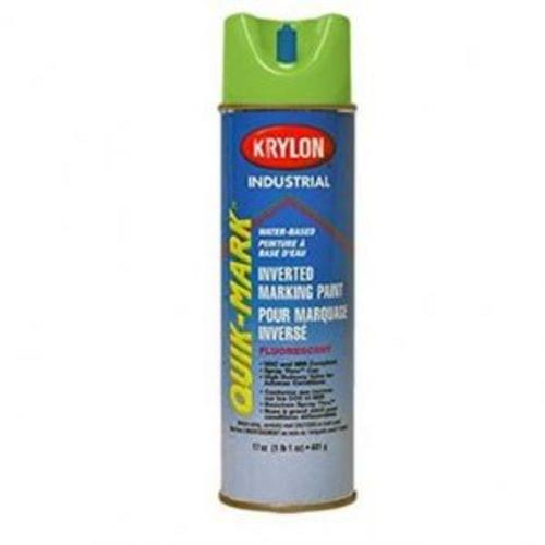 Professional Water-Based Marking Paint Fluor Safety Green