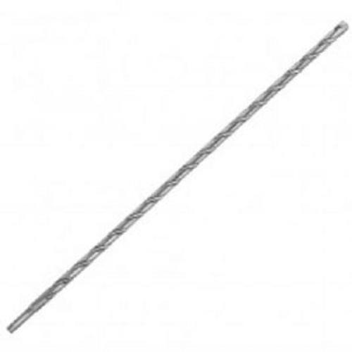 Champion Proline 1''x12'' Carbide Tipped Rotary Masonry Drill Bit, 1/2'' shank dia., 12'' overall length, deep flute.