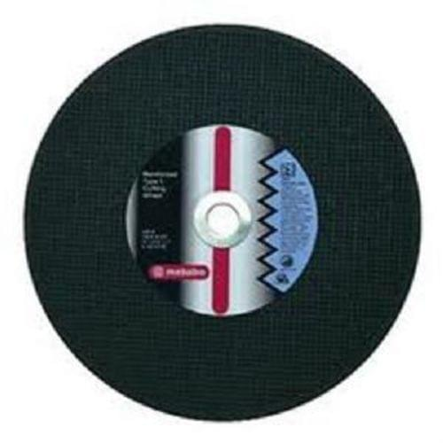 Metabo 14''X3/32''X1'', Type 1, A30S Aluminum Oxide Cut-Off Wheel