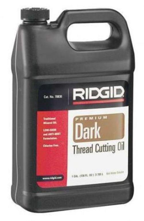 Rigid 1 Gal Dark Threading Oil
