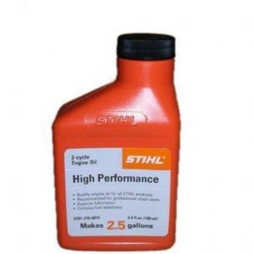 Stihl 6.4 Ounce High Performance 2 Cycle Engine Oil