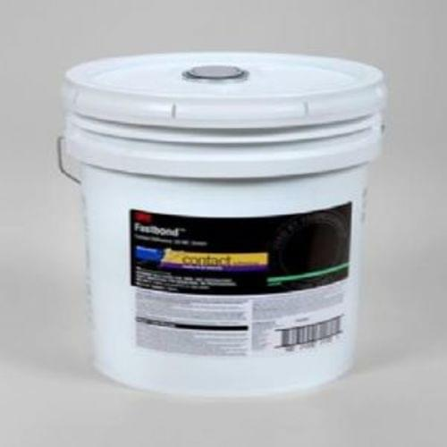 3M Fastbond Contact Adhesive 30NF Green, 5 Gal Pail